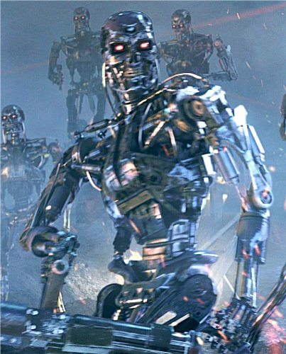 T 800  or some other  Terminator